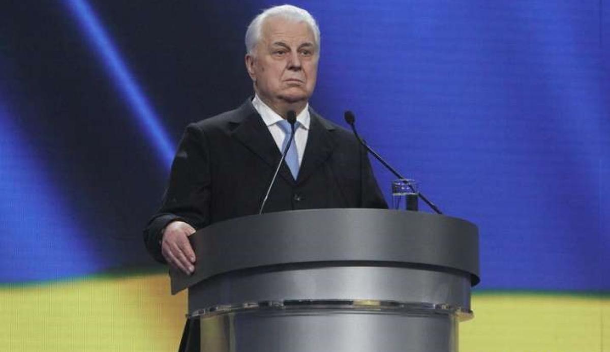 Кравчук предложил сделать на Донбассе свободную экономическую зону: в ТКГ отреагировали
