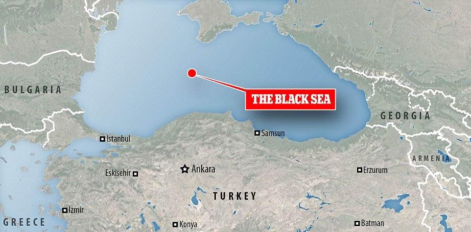 """""""Мертвая зона"""" Черного моря: ученые удивлены своей находкой"""