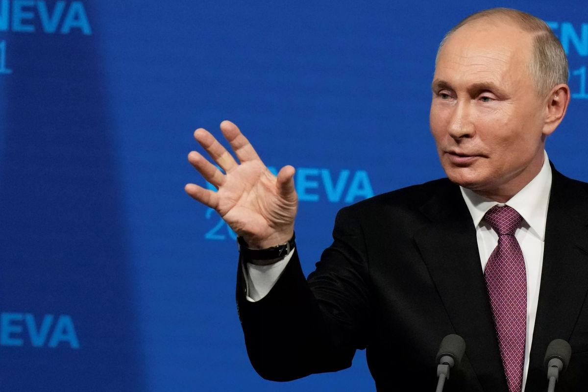 Путин идет напролом, делая предложение Европе, но состязание уже проиграно