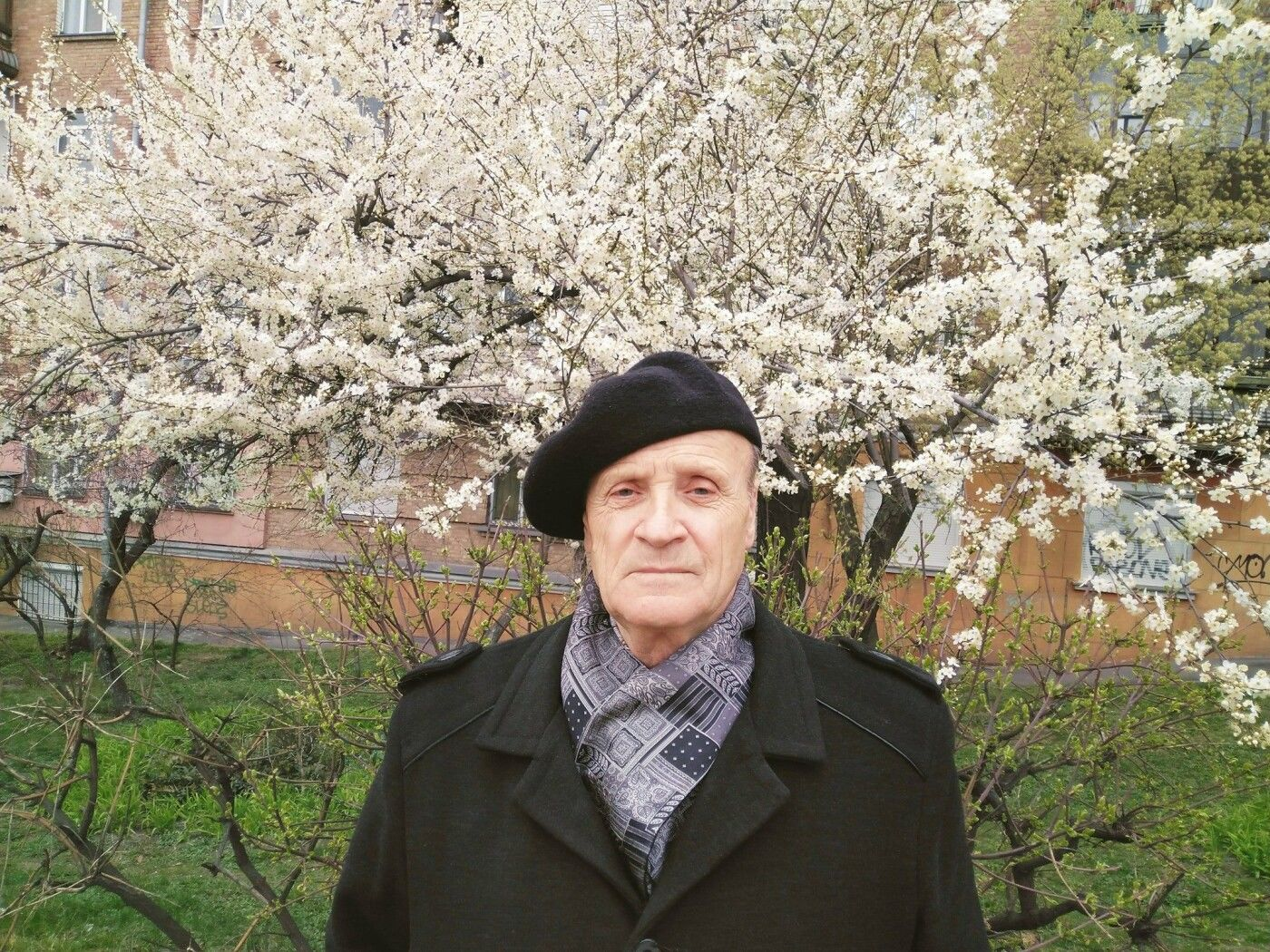 """Супруга сообщила о смерти известного украинского писателя Слабошпицкого: """"Люблю. Плачу"""""""