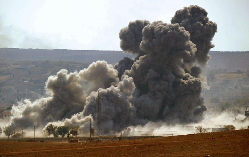 Турция подверглась массированному ракетному удару с территории Сирии