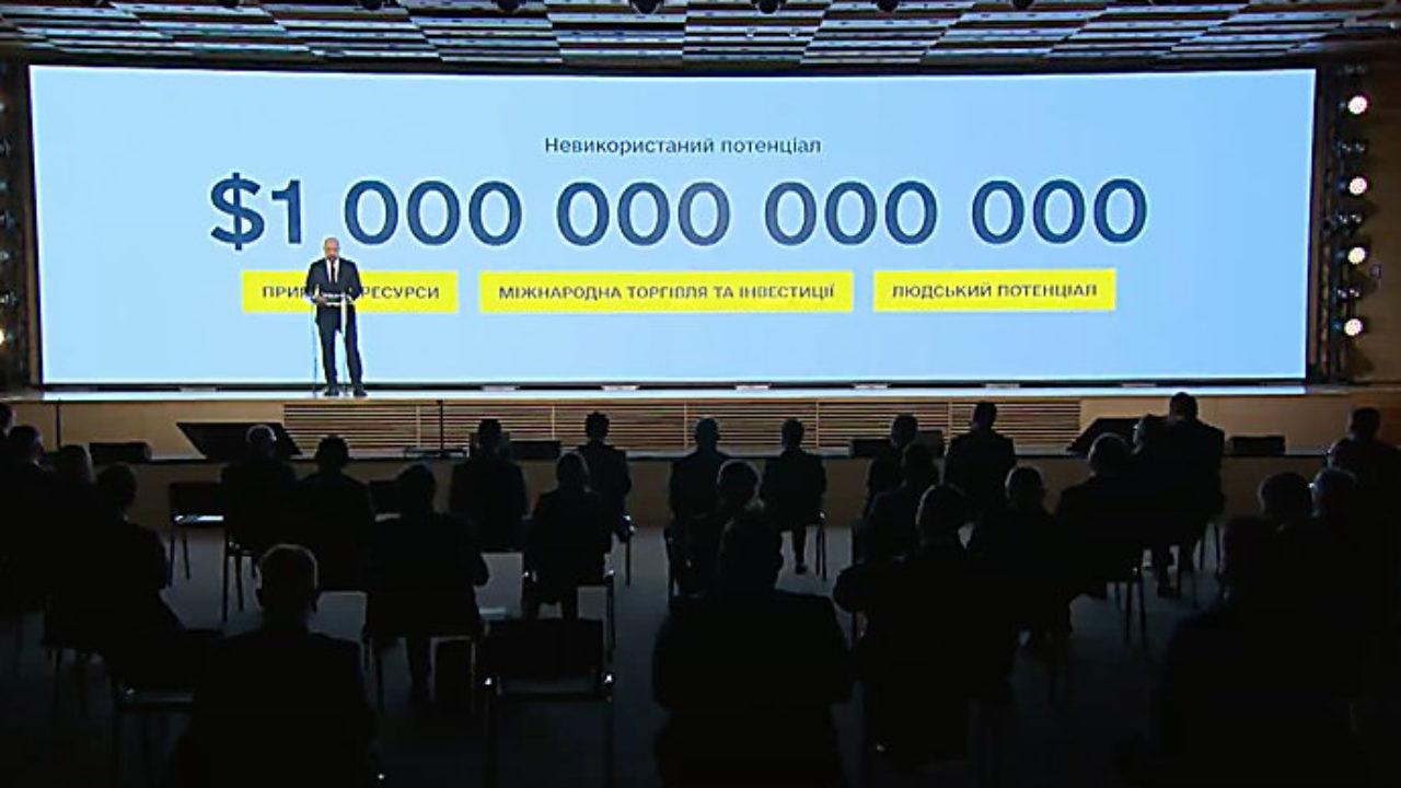 Аудит Украины: Шмыгаль пояснил, сколько денег потеряла страна