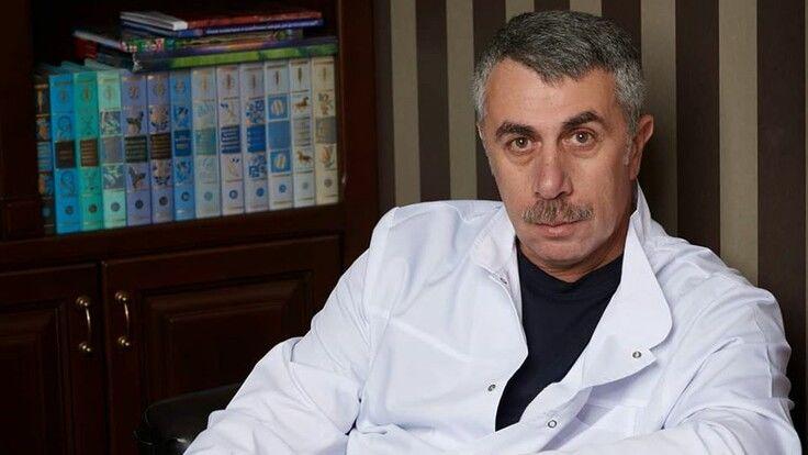 Комаровский объяснил, можно ли заразиться коронавирусом от человека, имеющего антитела