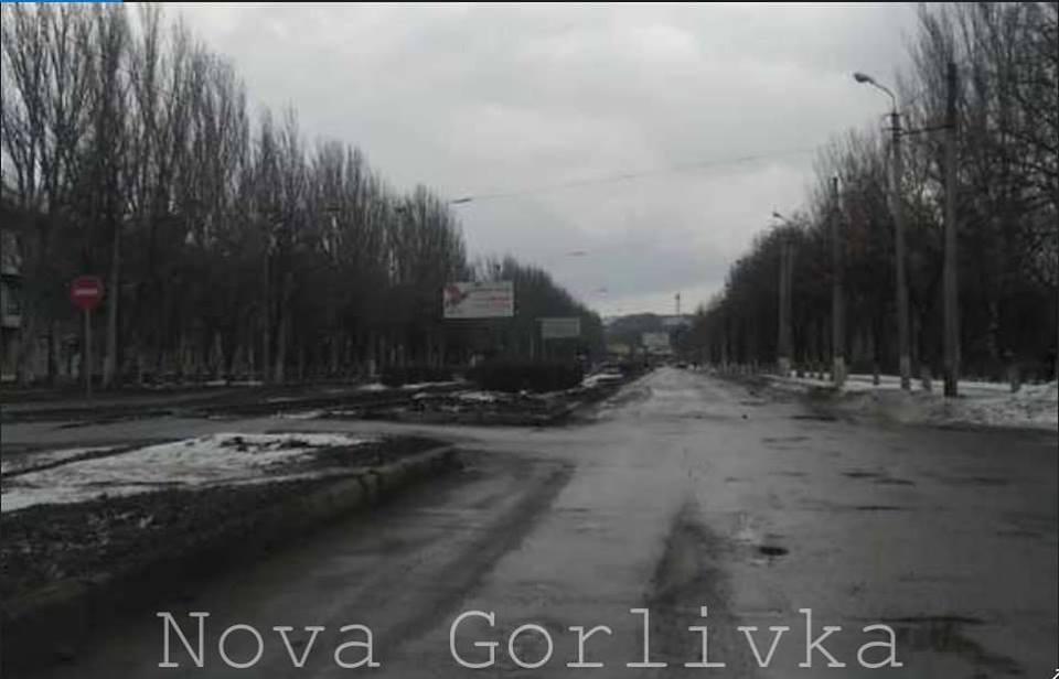 """В Сеть выложили мрачные фото из Горловки: """"Жизнь бурлит от края и до края"""""""