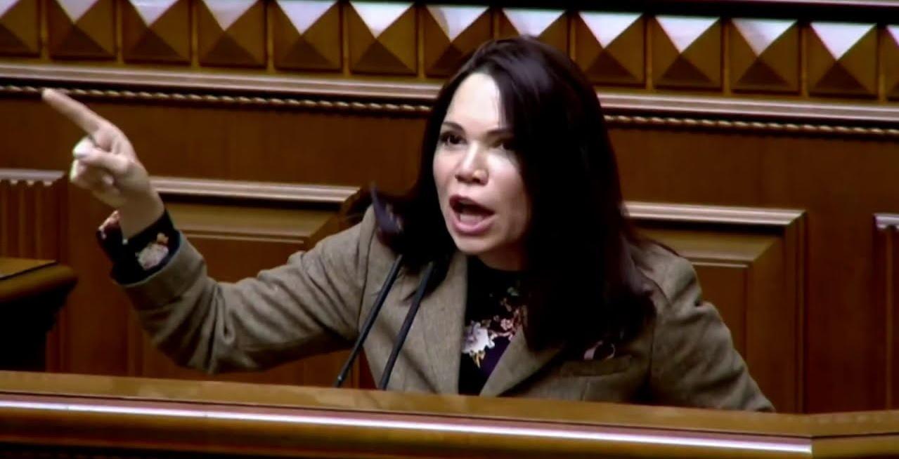"""Сюмар обрушилась на Зеленского после выступления в Раде: """"Цинизм просто зашкаливает!"""""""