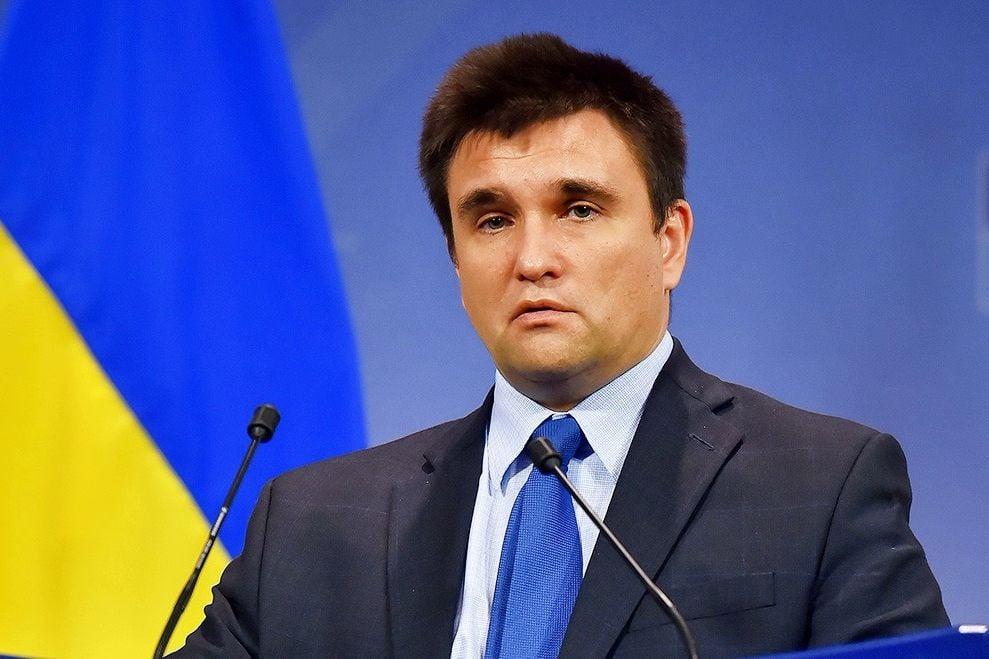 """Климкин: """"Байден будет дожимать Путина, это только первая волна санкций"""""""