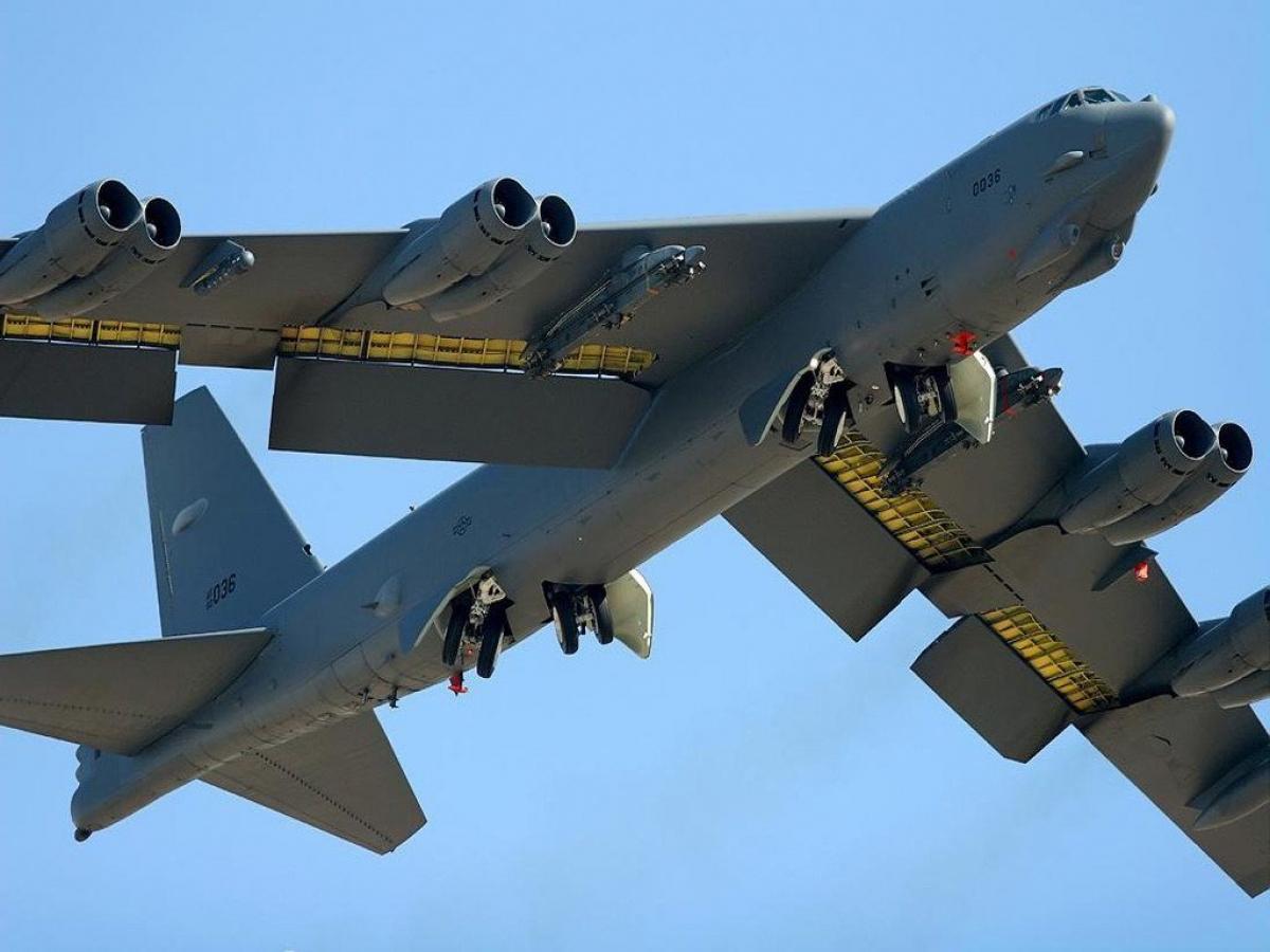 """Эксперт о пролете B-52 над Украиной: """"США приготовили для России и Беларуси сюрприз"""""""