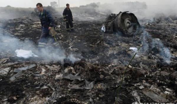 Сбитый малайзийский «Боинг-777». Хроника событий 19.07.2014