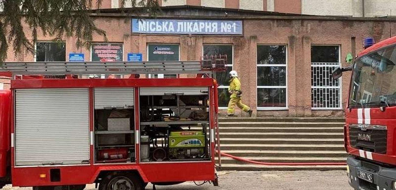 В Черновцах произошел взрыв в больнице: есть пострадавшие