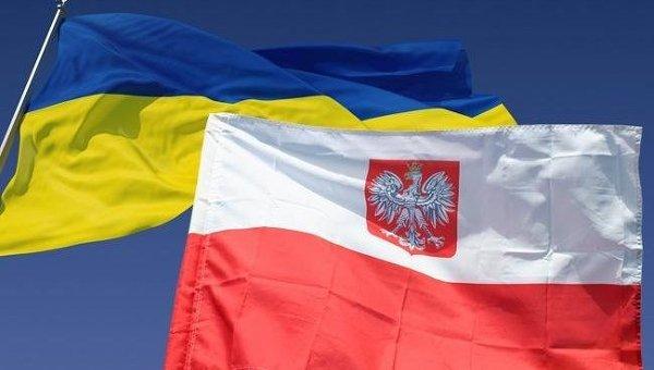 Правительство Украины в лице Андрея Дещицы отправило в Польшу ноту протеста из-за осквернения государственного флага