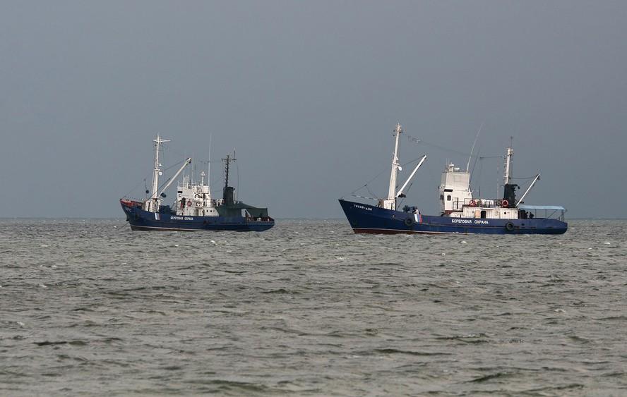 Украина обвинила Россию в задержании более 150 судов по пути в украинские порты