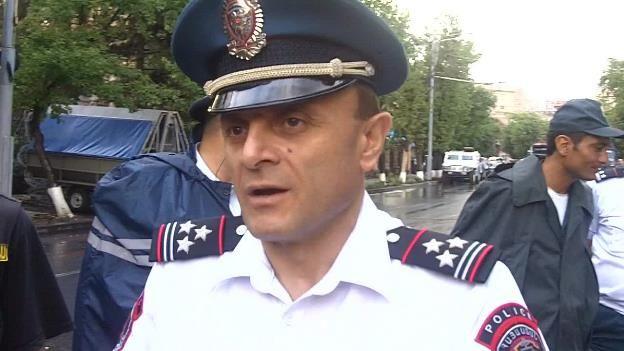 """Первое """"силовое"""" назначение Пашиняна: названы имя и фамилия нового главы полиции Армении"""