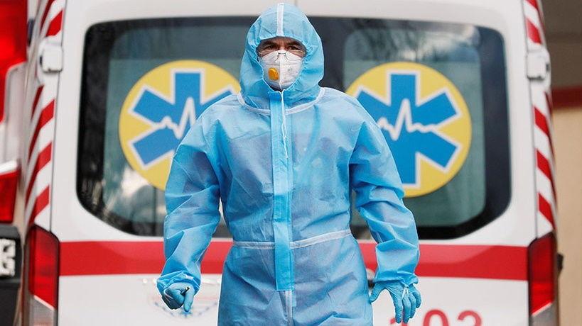 COVID-19 в Украине: за сутки зафиксировано 484 новых случая заболевания