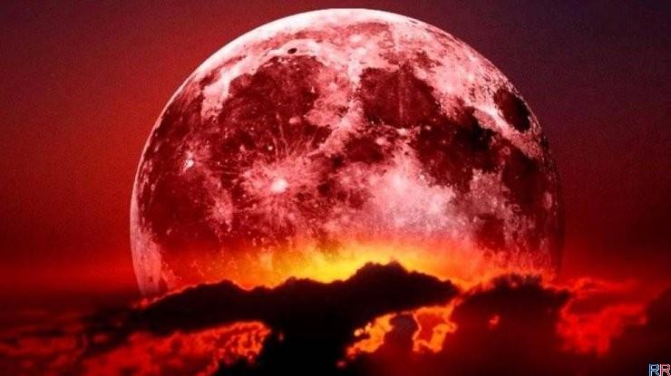 """Ученые за сутки до """"кровавой"""" Луны пугают роковым прогнозом: """"Мир может не пережить. Будет много смертей"""""""