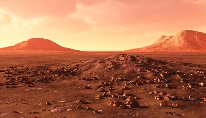 Ученые сделали уникальное открытие о жизни на Марсе: разгадана загадка, мучившая исследователей не один год