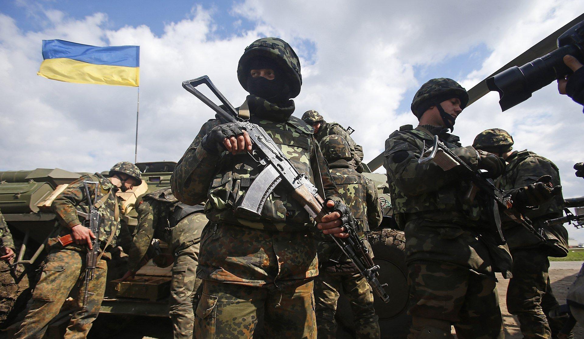 Потери личного состава ВС Украины в зоне АТО: в Минобороны озвучили число бойцов, пострадавших от огня террористов