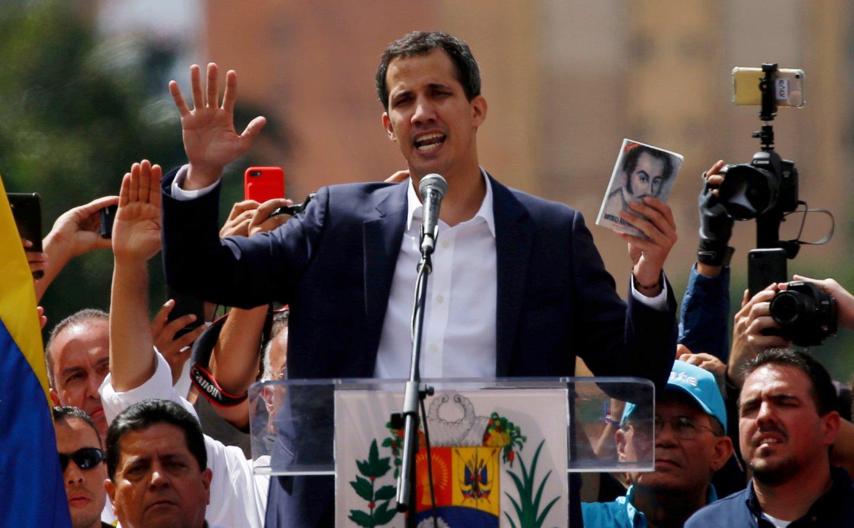 """""""Ответит за предательство родины"""", - режим Мадуро начал уголовное дело против Гуайдо"""