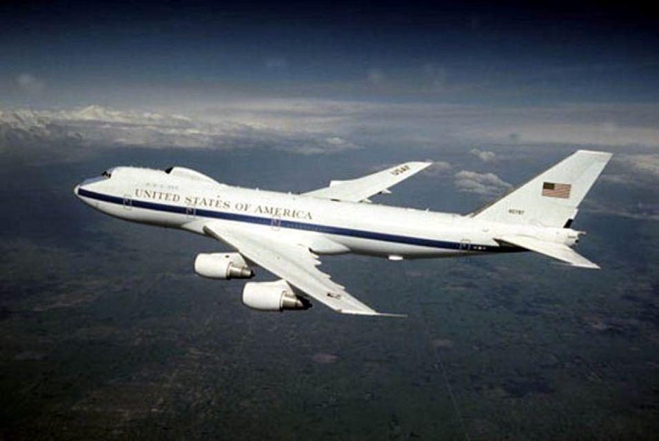 ВВС США, самолет судного дня, торнадо, авиация