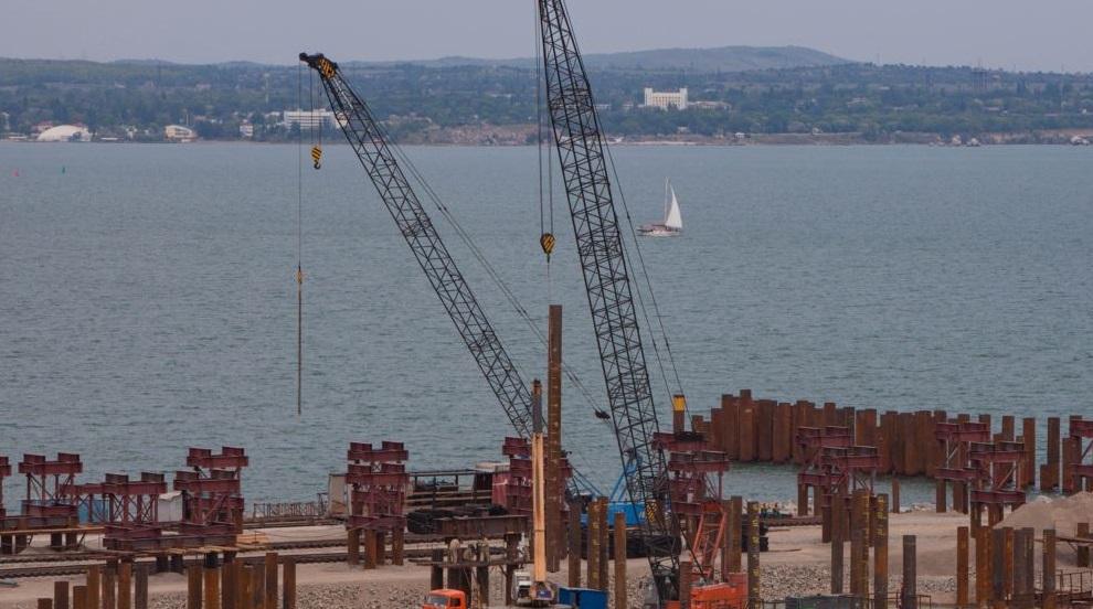 Будет большая беда: стало известно о новой подлости России при строительстве Керченского моста - подробности