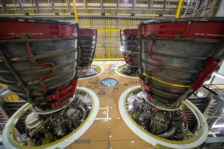 """Россия похвасталась """"новым"""" ракетный двигателем, который в США создали 60 лет назад"""