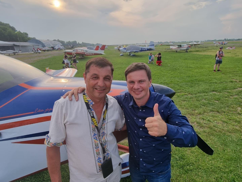 Комаров опубликовал пост о погибшем летчике Табанюке и озвучил свои причины трагедии