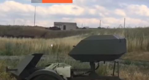 ДНР, боевики, вооружение, беспилотники