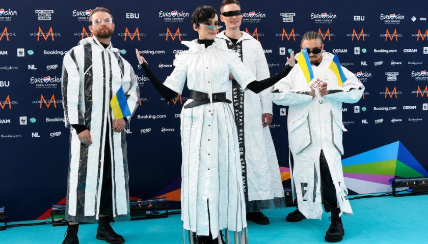 """Сегодня Украина приятно удивит """"Евровидение-2021"""": видео выступления группы Go_A с песней """"Шум"""""""