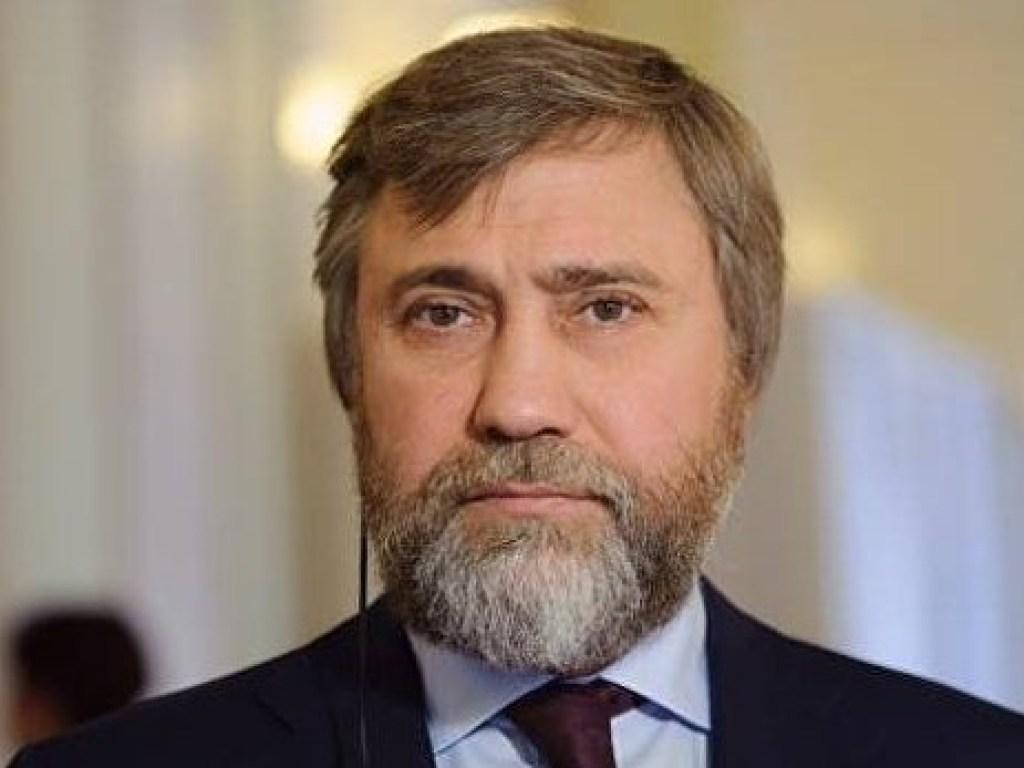 """Нардеп """"Оппоблока"""" Новинский может вскоре отправиться в тюрьму - подробности громкого дела"""