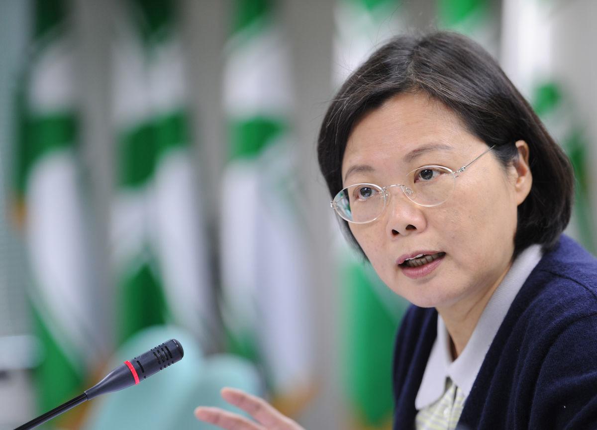 Президент Тайваня пригрозила Си Цзиньпиню милитаризацией в ответ на предложение о воссоединении