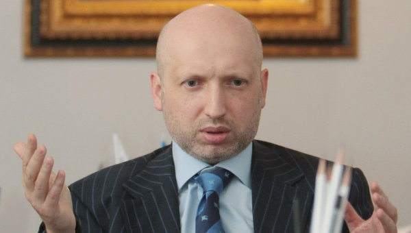 Александр Турчинов: Силовики освободили Рубежное, на очереди Лисичанск и Северодонецк
