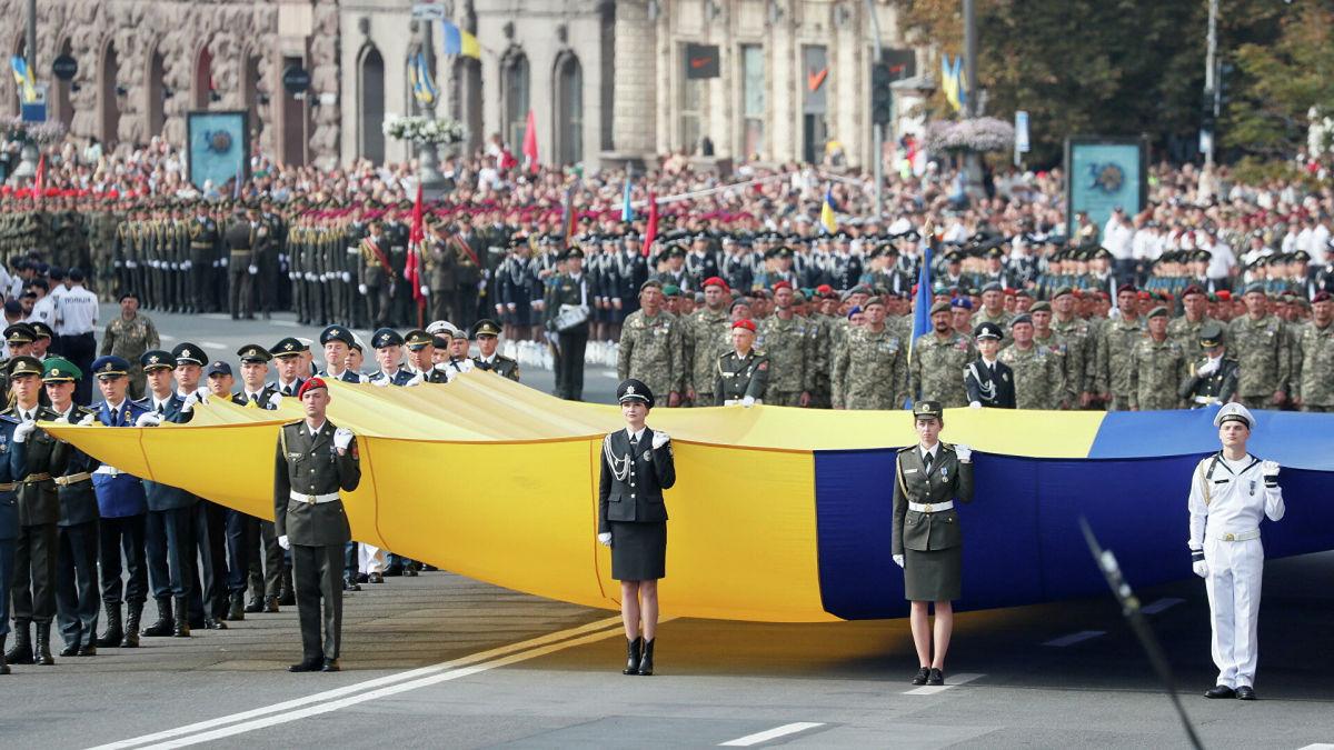 """""""Непередаваемые впечатления"""", - переехавшие жить в Киев белорусы восхищены празднованием Дня Независимости"""