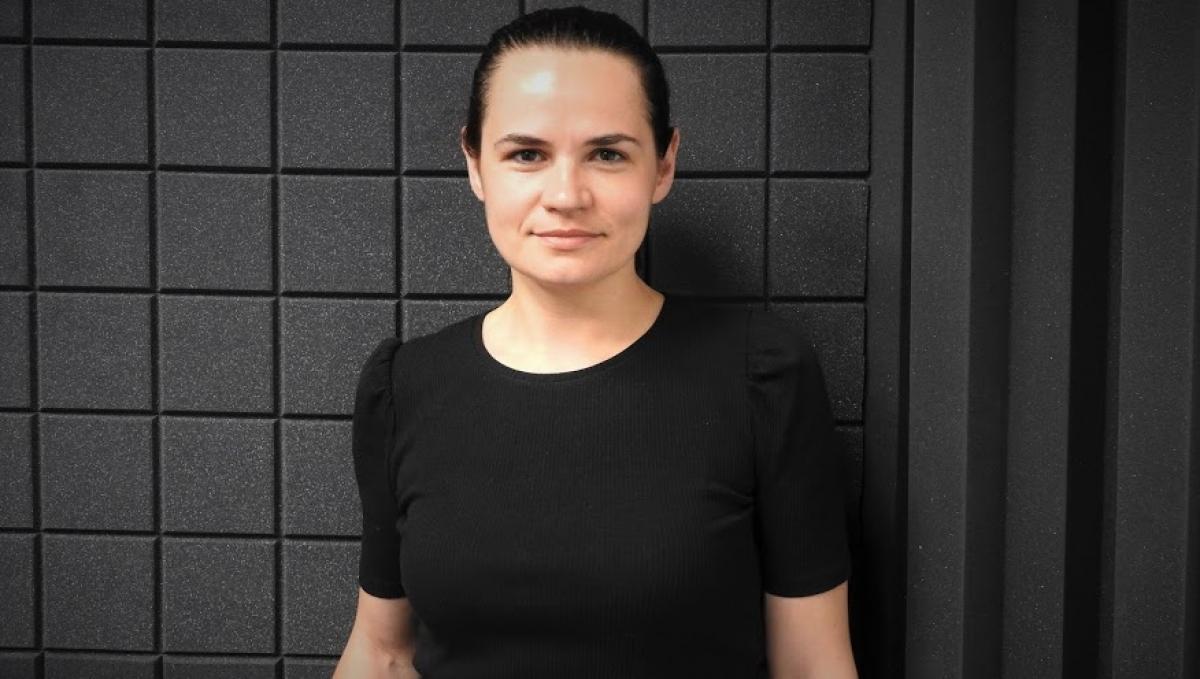 Светлана Тихановская покинула Беларусь и укрылась в соседней стране