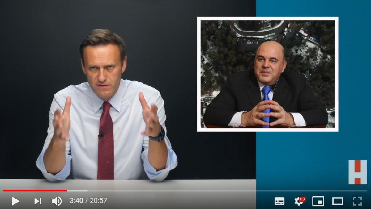 Роскошная жизнь нового премьера России Мишустина попала в Сеть - видео вызвало скандал