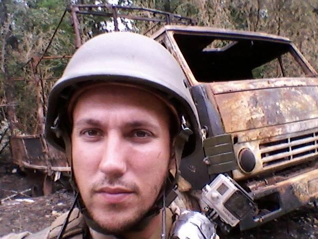 """Боец батальона """"Шахтерск"""": В Новоазовске нет российских солдат"""