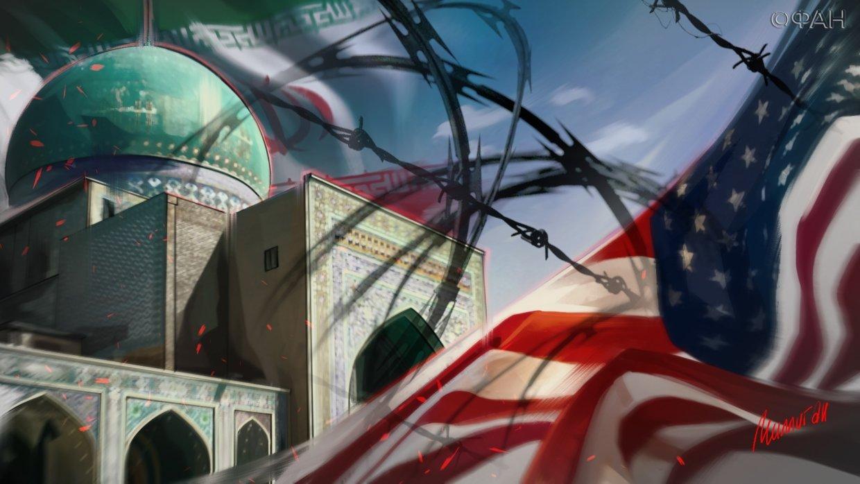 США, Иран, Ирак, Разведка, Удар, СМИ.