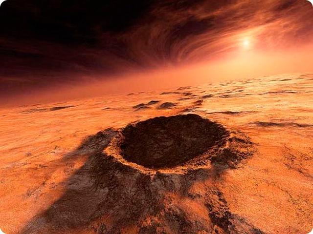 новости науки, марс, красная планета, открытие, жизнь, метан, ученые
