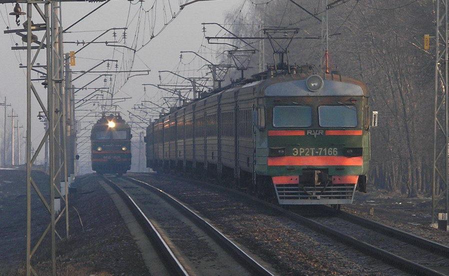 Второй гуманитарный конвой России может пройти по железной дороге