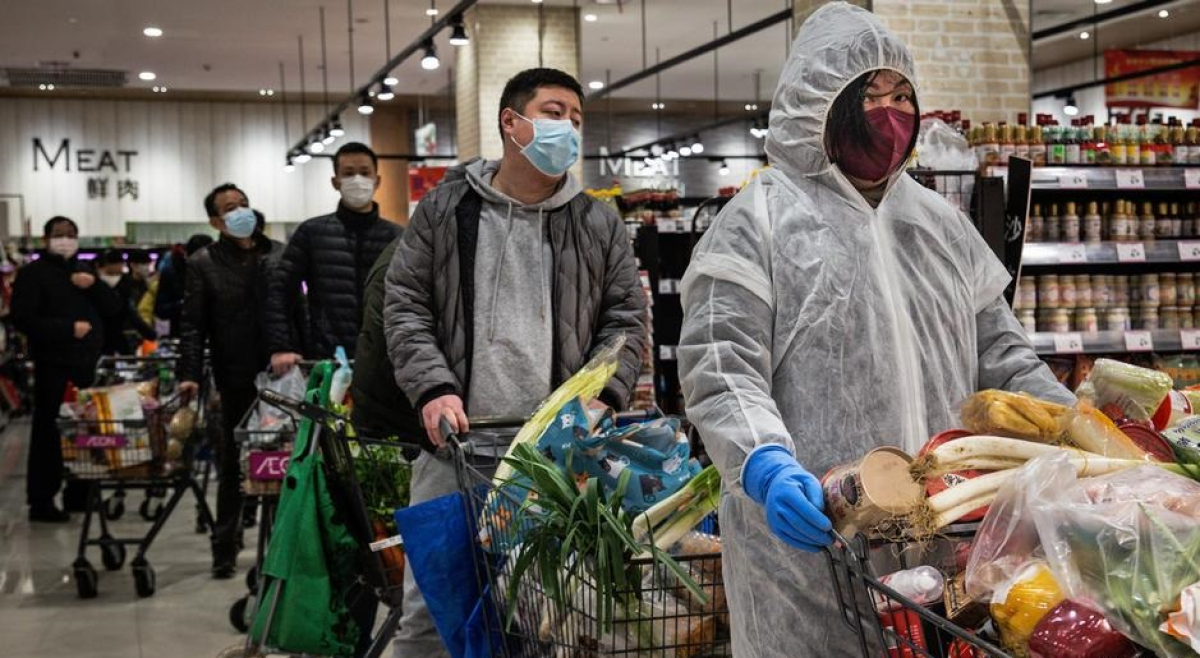"""""""Две трети жителей Земли могут заразиться коронавирусом"""", - эксперт"""