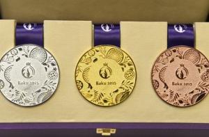 Европейские игры-2015 в Баку. Таблица медалей за 24 июня (Live)