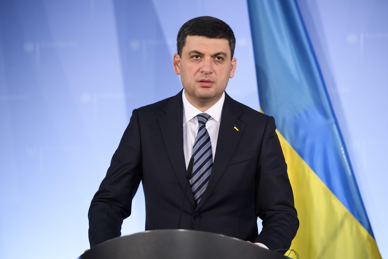 Гройсман, российские паспорта, ЛНР, ДНР, международные партнеры, Украина, правительство