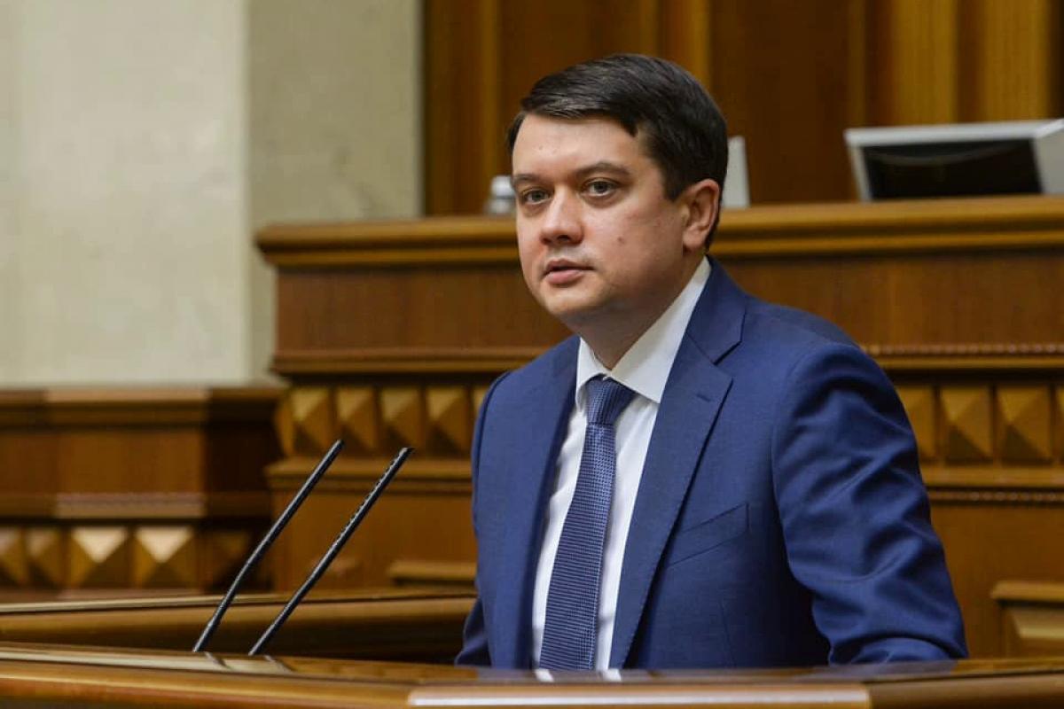Спикер Рады Разумков инфицирован COVID-19 - Богдан отреагировал на новость в своем стиле