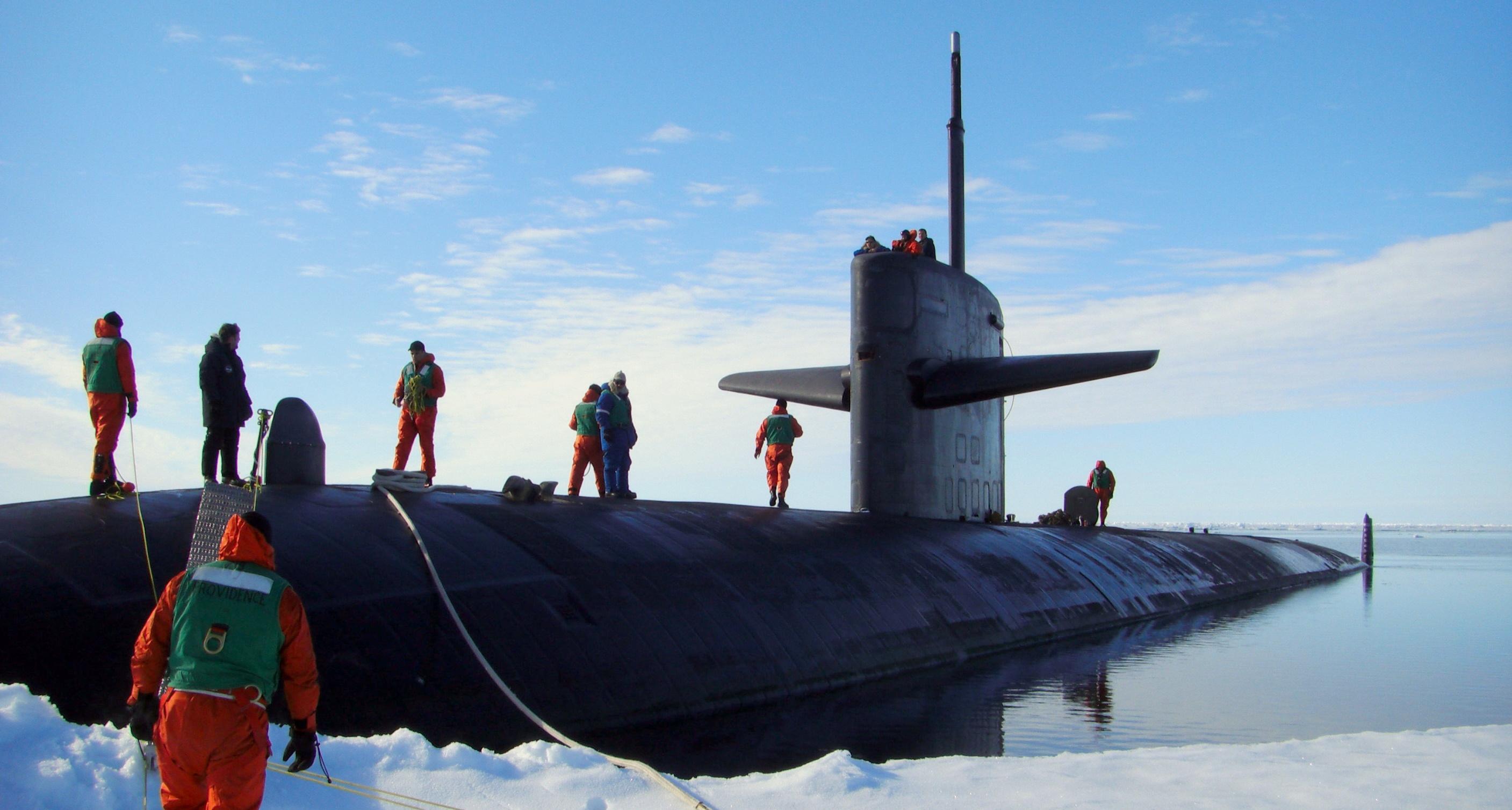 Подлодка США USS Providence прошла Северный морской путь - россияне ее не заметили