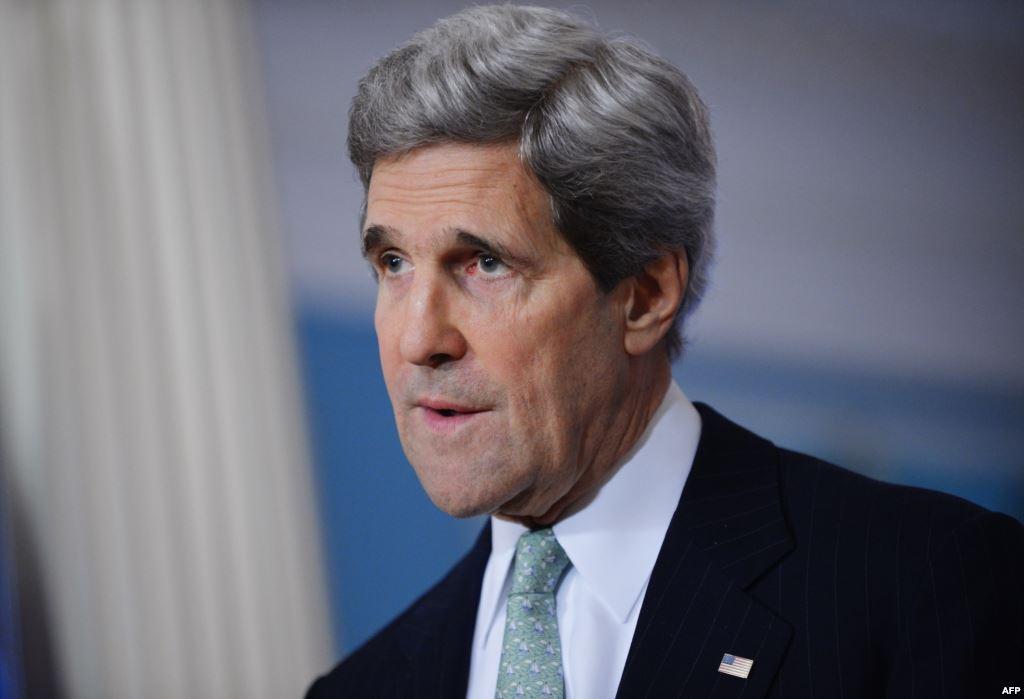 Власти Украины согласны прекратить огонь на юго-востоке страны, - Керри
