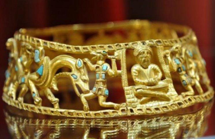 скифское золото, крым, аннексия, экспонаты, музеи, амстердам, россия, украина