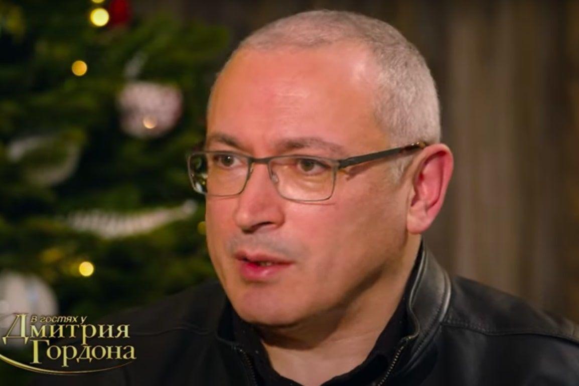 """Ходорковский открыто высказался о Зеленском: """"Я абсолютно убежден"""""""