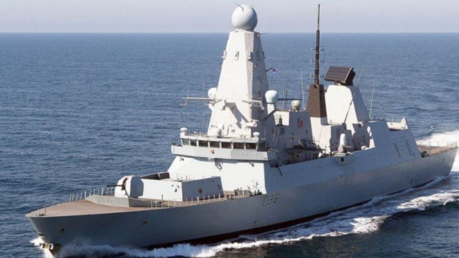 """""""Серьезное нарушение"""", – Украина готовит ответ на """"обстрел"""" Россией британского эсминца возле Крыма"""