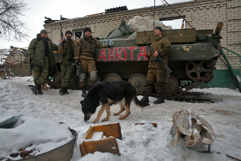 В ДНР обвинили украинских военных в 39 обстрелах за сутки