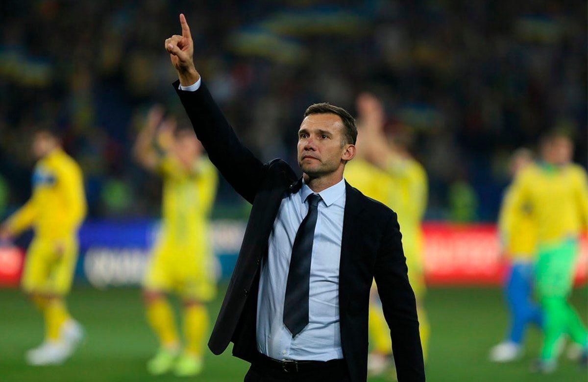 Шевченко может возглавить неудачника Евро - 2020