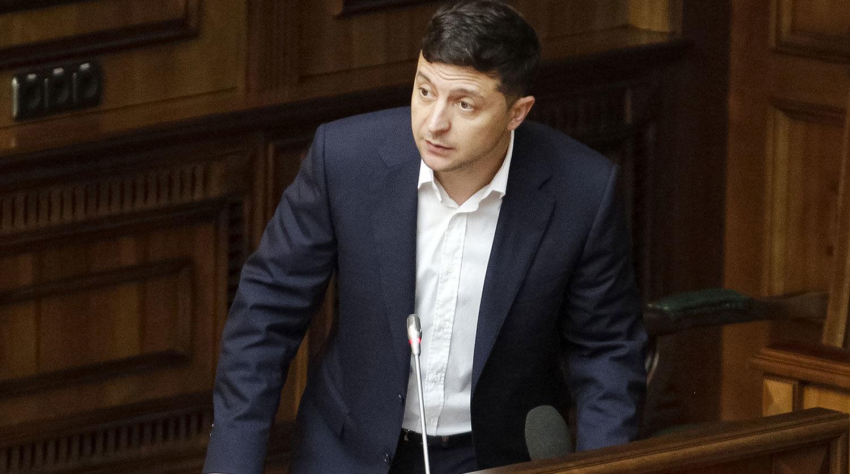 """""""Мне просто не ответили"""", - Зеленский рассказал зачем хотел поговорить с Путиным"""