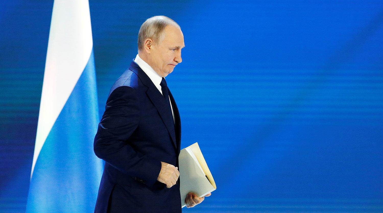 """У Зеленского ответили на статью Путина: """"Украина ожидает от российского лидера только одного"""""""